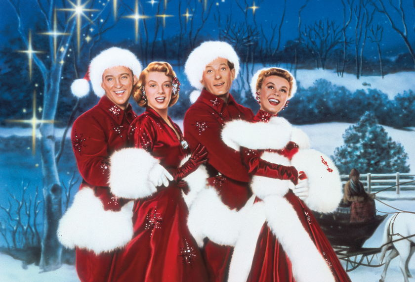 White Christmas Sing-Along artwork