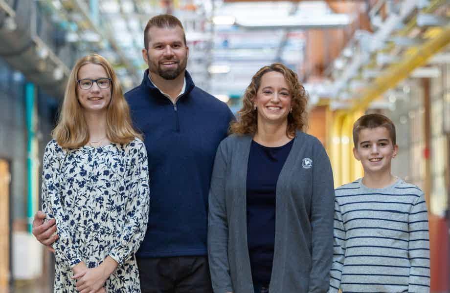 Meeder Family Photo