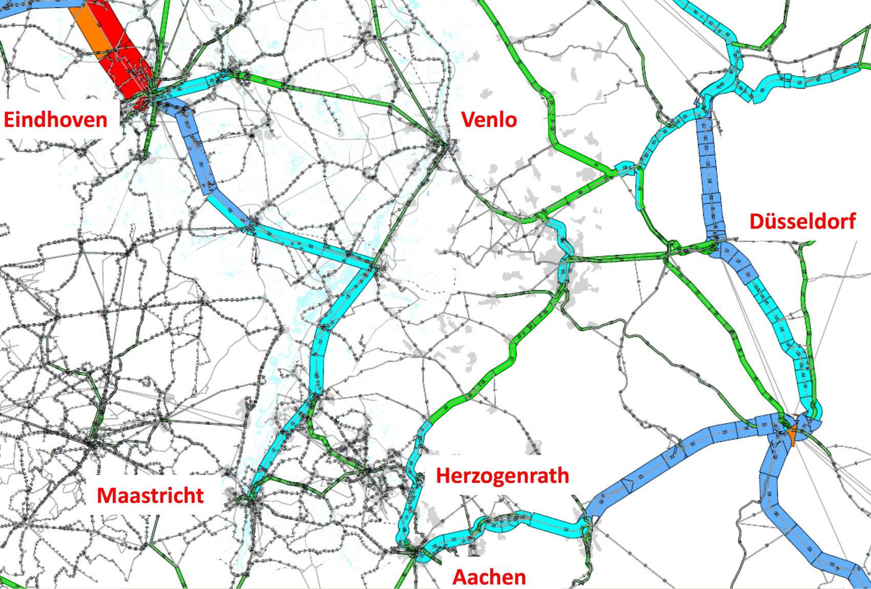 Onderzoek laat zien: meer reizigers bij betere grensoverschrijdende treinverbindingen