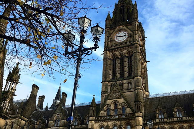 Manchester Private City Tour