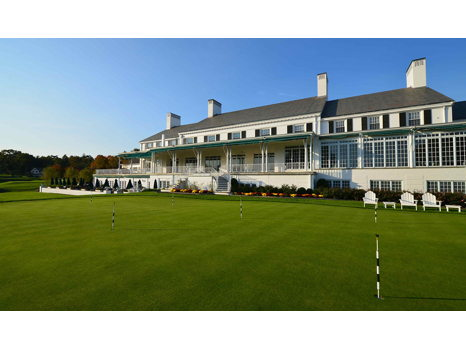 Threesome at Greenwich Country Club