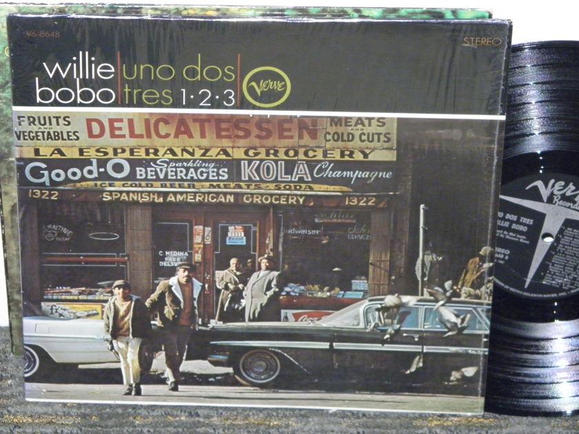 Willie Bobo - uno.dos.tres Verve V6-8648 Still in Shrink