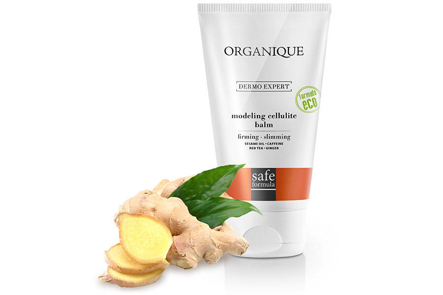 Organique Modeling And Slimming Cellulite Body Balm 150ml tube