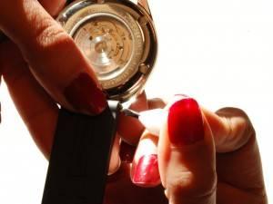 change strap automatic quartz watch