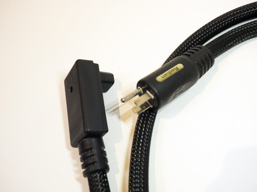 PS Audio Radian Power Cable for Mark Levinson 380S, 390S , 2 meters