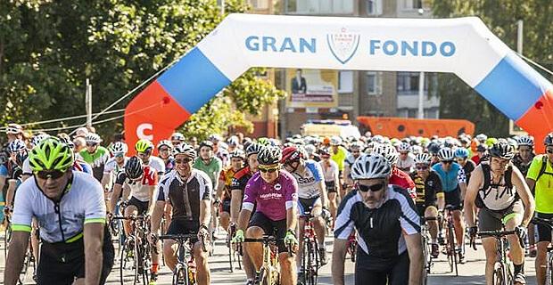 Слушатели Радио ENERGY примут участие в крупнейшем шоссейном велозаезде Gran Fondo Russia - Новости радио OnAir.ru