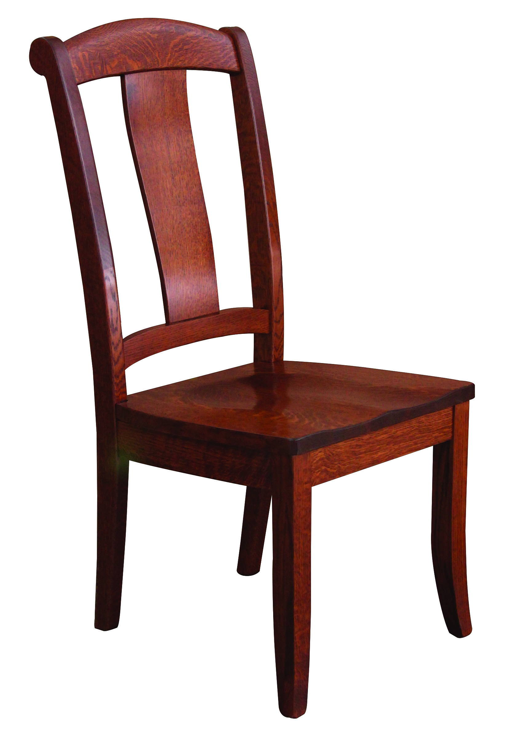 Master Solid Wood, Handcrafted Kitchen Chair or DIning Chair from Harvest Home Interiors Amish Furniture