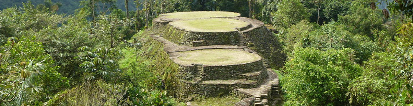 Колумбия: Путешествие к Затерянному городу