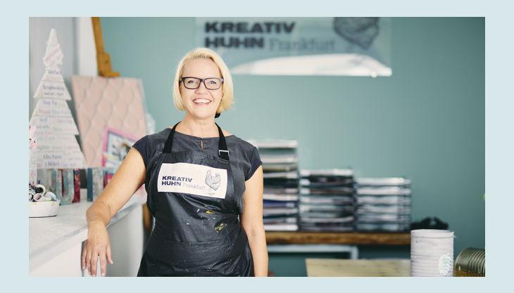 bester geburtstagde kreativ huhn sandra blecher atelier inhaberin künstlerin