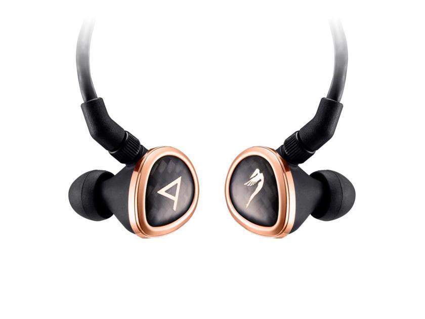 Astell & Kern Rosie In-Ear Headphones; JH Audio (New) (3025)