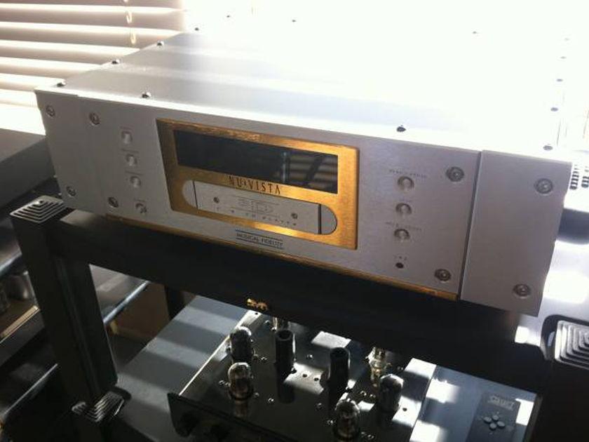 Musical Fidelity NuVista 3D Tube CD Player