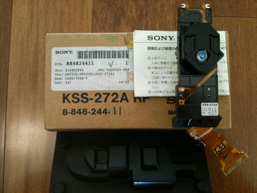 Sony KSS-272A  Laser Head.  NOS.Ultra Rare