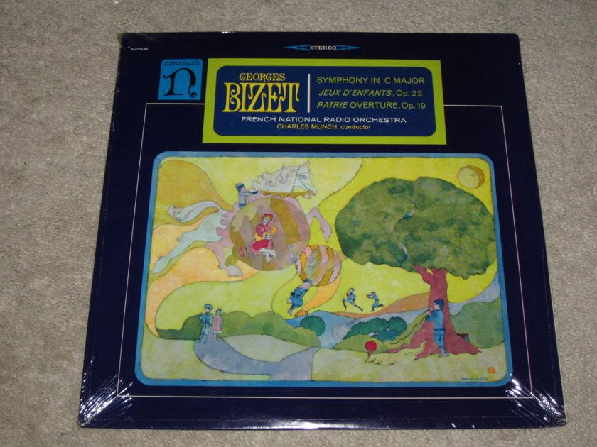 Nonesuch (Sealed) - H-71183 Bizet: Symphony in C Major, +
