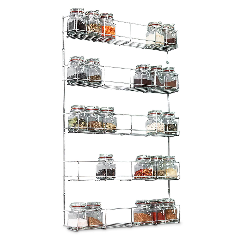 Multi-tier Spice Rack