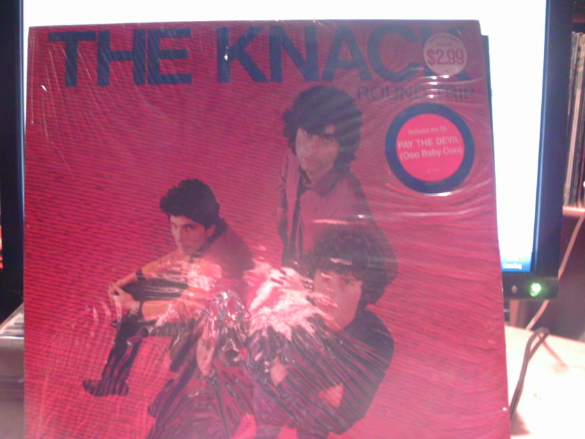 THE KNACK - ROUND TRIP SEALED