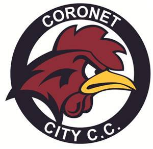 Coronet City Cricket Club Logo