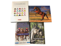 Assortment of Racing Books