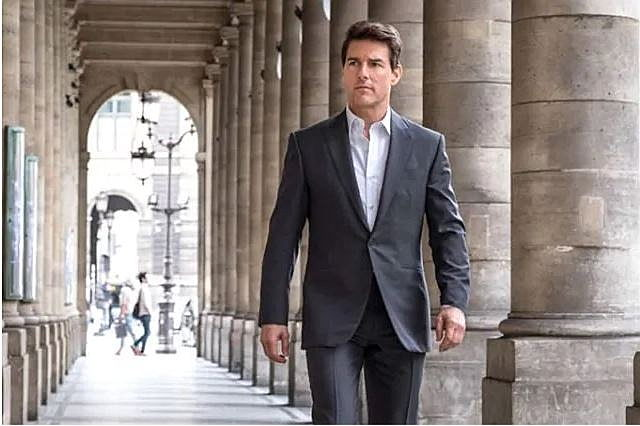 Venedig - Tom Cruise in Venice