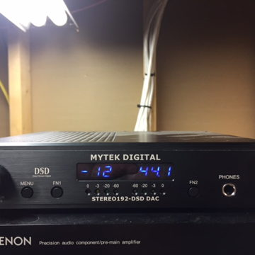 Stereo 192-DSD