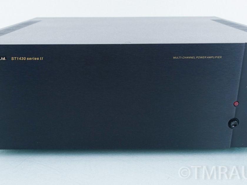 B&K Components ST1430 Series II Three Channel Power Amplifier (9285)