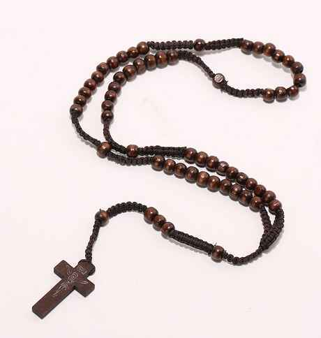 Wooden Cross Jewelry Collection