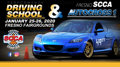 2020 Fresno Autocross School and Event 1