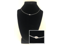 East-West Marquise Diamond Necklace