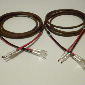 4mm 6N OCC Copper Speaker Cables