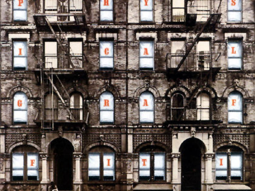 "Led Zeppelin - ""Physical Graffiti"" - Classic Records - 200g - NM"