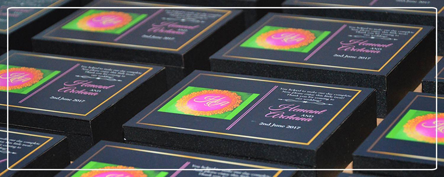 Beautiful box designs for South Indian Weddings