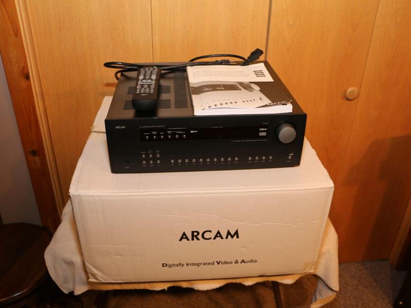 Arcam AVR-300 Seven channel receiver
