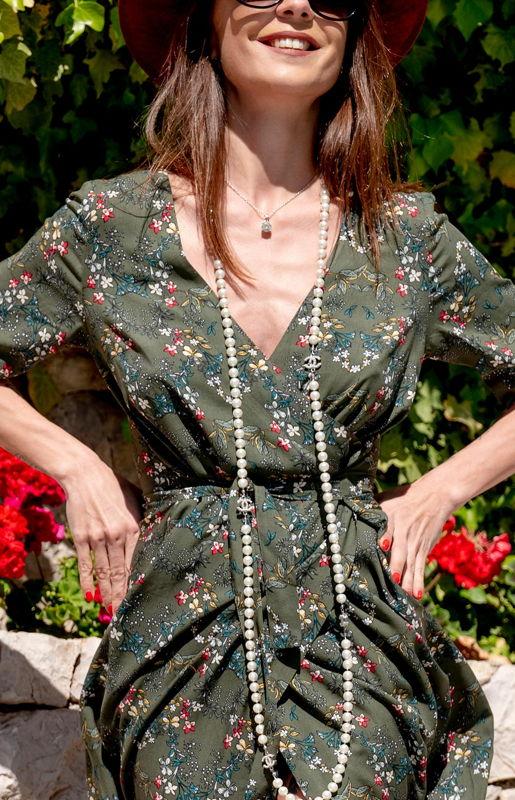 My Provence Dress