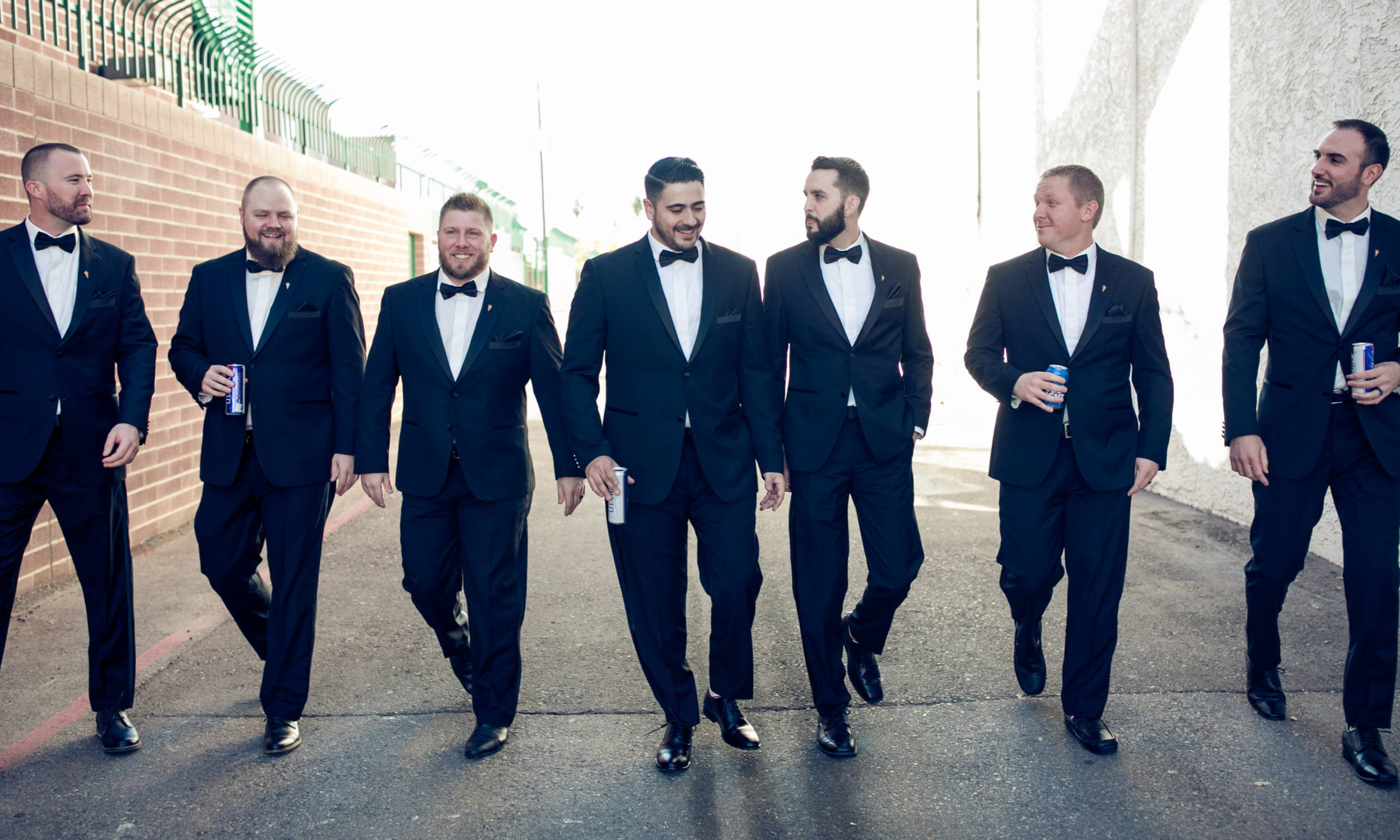 Groom and Groomsmen Attire Guide