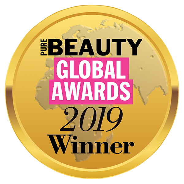 Pure Beauty Global Awards Best New International Brand