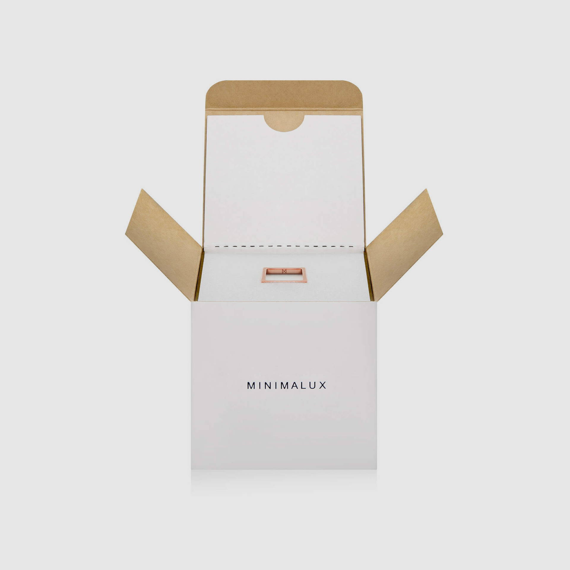 Square Ring Packaging