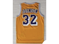 Magic Johnson Autographed Jersey