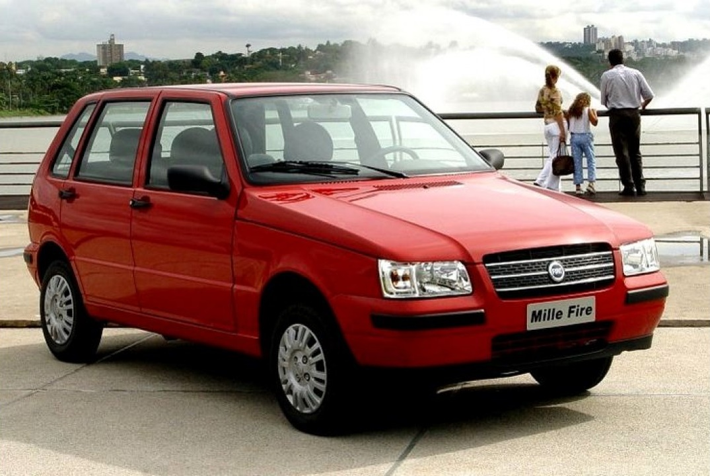 Fiat Uno - Senhor Carros