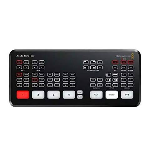 Blackmagic Design ATEM Mini HDMI Live Switcher Review