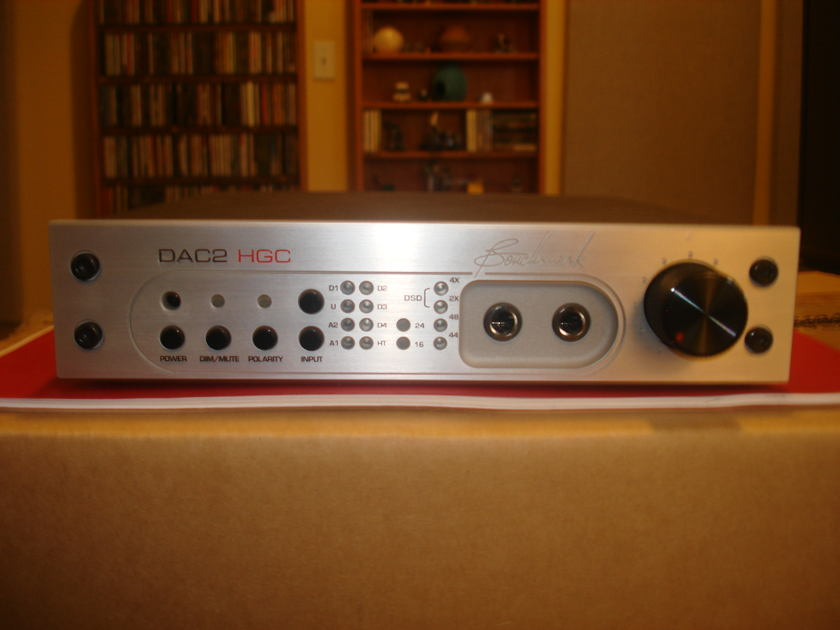 Benchmark DAC 2 HGC w/Empirical Audio Power Block and JPS Labs Power Cables