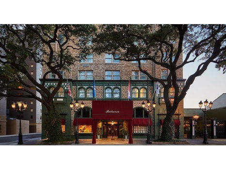 One-night stay at The Pontchartrain Hotel