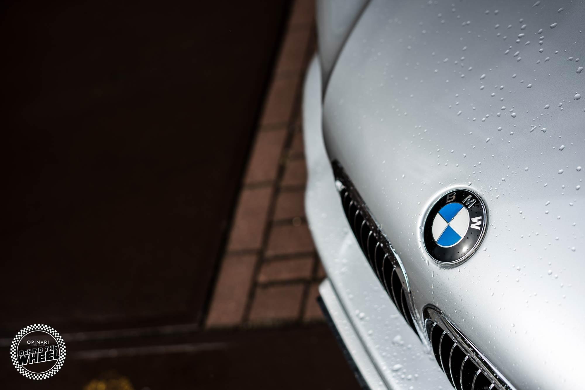 BMW M3 E46 hood