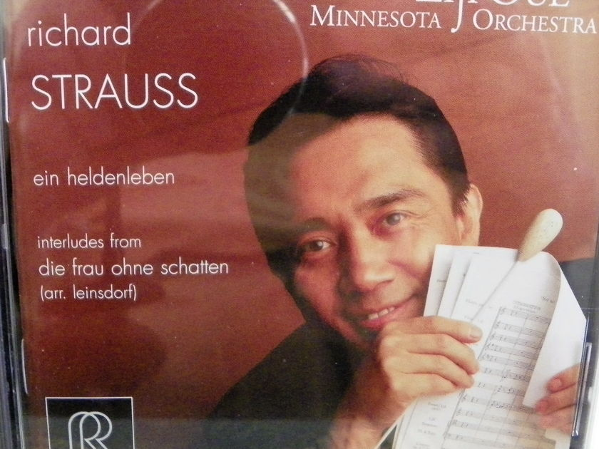 EIJI OUE - RICHARD STRAUSS HDCD AUDIOPHILE 24-BIT