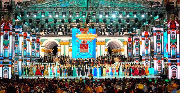 «Классика на Дворцовой» при поддержке Эльдорадио - Новости радио OnAir.ru
