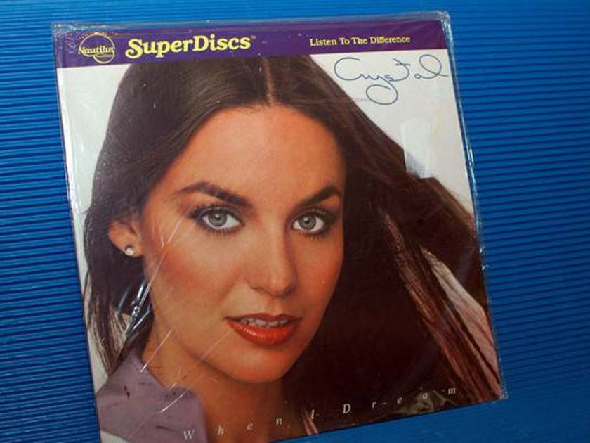 "CRYSTAL GAYLE -  - ""When I Dream"" -  Nautilus Super Discs 1980 Sealed!"