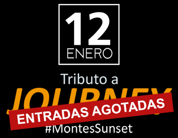 MONTES SUNSET TRIBUTO A JOURNEY