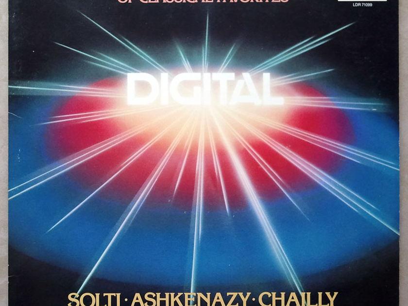 London Digital / An Audiophile - Spectacular of Classcical Favorites / NM