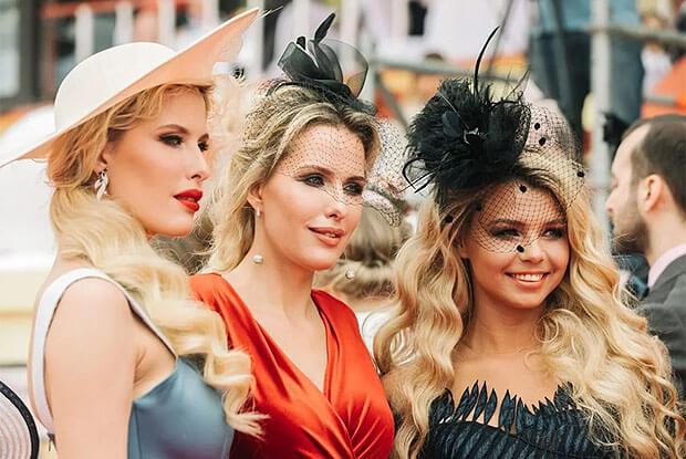 Светское событие года – скачки «Гран-При Радио Monte Carlo-2019» - Новости радио OnAir.ru