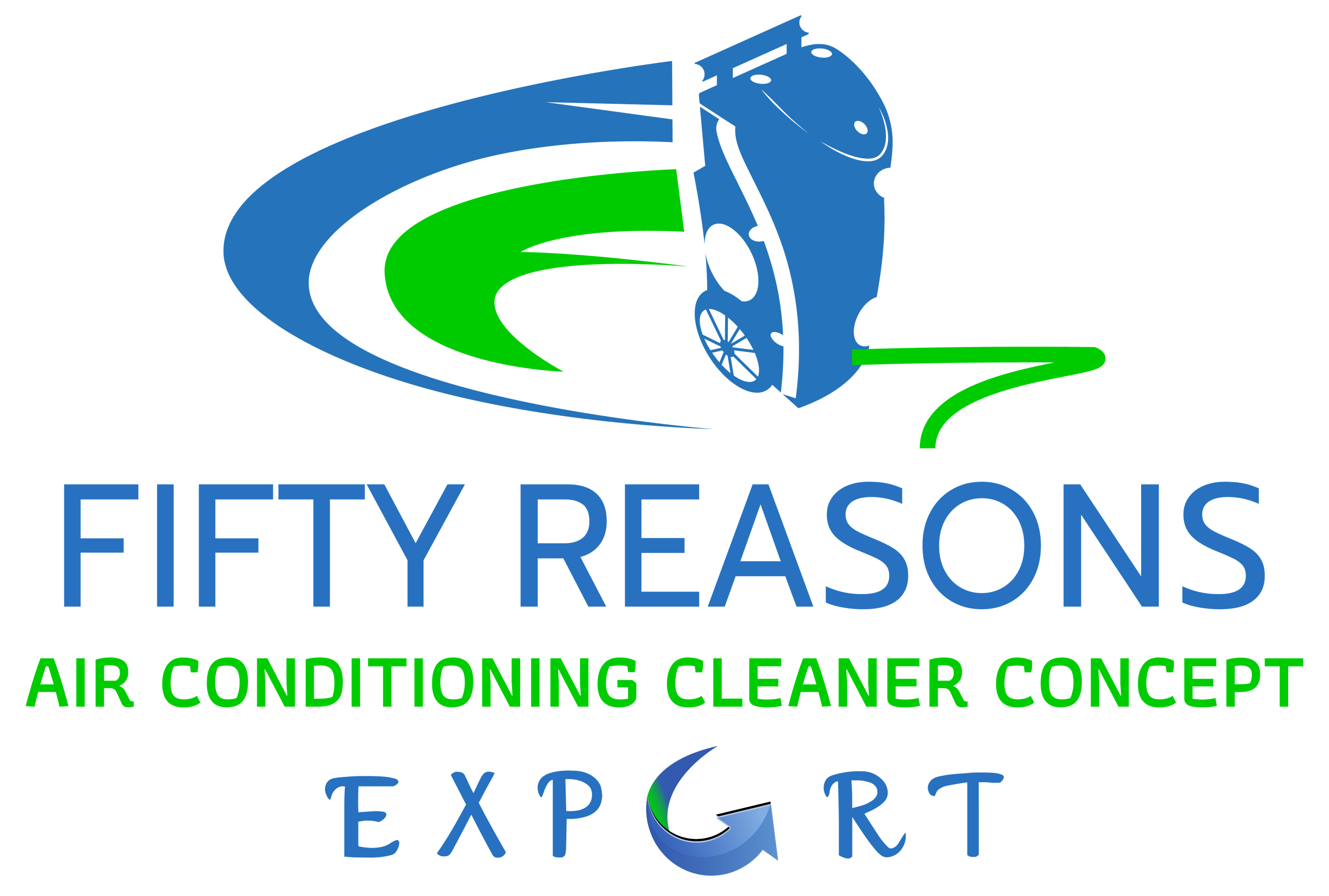 Logo Fifty Reasons Export