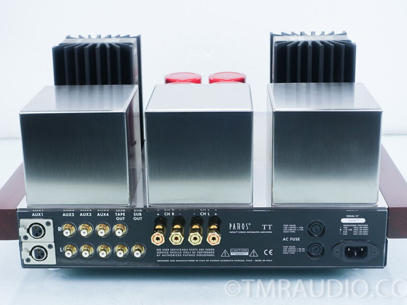 Pathos TT Anniversary INPOL Pure Class A Integrated Amplifier (9157)
