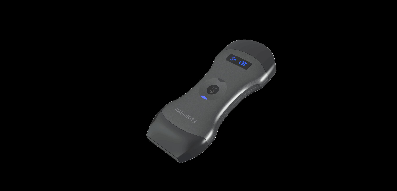 Eagleview kabelloser Doppelkopf-Ultraschall-Handscanner.